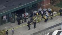 IMAGES: Report: Gunman shot, killed at Charlotte mall