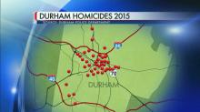 Durham homicides spike in 2015