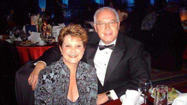 Bob Lind and his wife, Karen