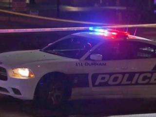 Durham police were investigating a shooting at a convenience store that left two people injured Thursday night