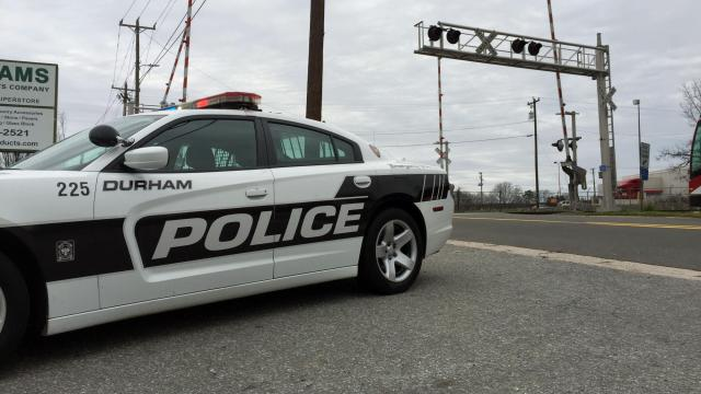 A pedestrian died Jan. 1, 2016, after getting hit by an Amtrak passenger train near the intersection of North LaSalle and West Pettigrew streets in Durham.