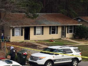 A man's body was found behind a home in the 2800 block of Ashe Street in Durham on Jan. 3, 2015.