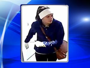 The FBI and Mebane police are trying to identify a woman who robbed a Jared Vault jewelry store on Jan. 4, 2016.