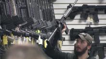 Gun purchase, gun buyer, background check