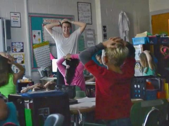 Claire Roehl, a second grade teacher at Edward Best Elementary, is WRAL's Teacher of the Week for Jan. 6.