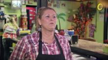 Jane Moore, owner of Hurricane Jane's, was among 11 people who played Powerball and matched 4 of 5 numbers.