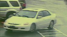 Durham police are searching for information in connection with two purse snatchings that were reported at the Streets at Southpoint mall in the last two weeks. They say the suspects may have gotten away in this vehicle.