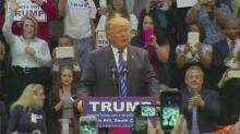 N.C. pair thrown from Trump rally tried to make statement about hate
