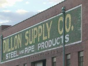 An iconic Raleigh building is about to become the center of a new mixed-use complex, and state and local leaders were on hand Tuesday for one last look at the Dillon Supply Company warehouse before the work begins.