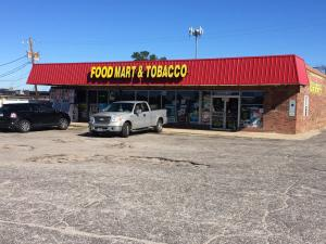 The Food Mart Express on Spring Avenue in Spring Lake sold one of the $2 million Powerball tickets in N.C.