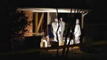 IMAGES: Two children removed after meth lab found in Raleigh home