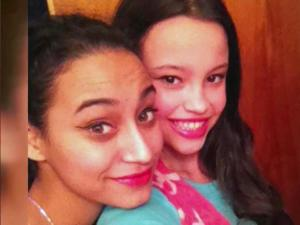 Jennafer Schark, right, was one of two teens killed on Jan. 16, 2016, when they were hit by a car while walking on U.S. Highway 421 in Harnett County, authorities said.