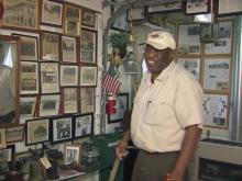 Wilson man collects history in garage