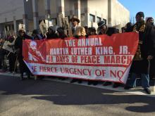 Raleigh celebrates MLK