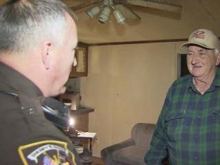 Sub-freezing temperatures are not only uncomfortable, but they can be dangerous, which is why the Durham Sheriff's Office was on the lookout Tuesday night for those in need of assistance.