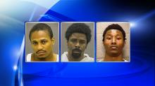 Robert Jackson, Charles Willis, Keon Deloatch, Durham homicides