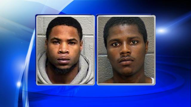 Deandre Lemar Jackson, 25, was arrested Tuesday and Curtis Lewis Jackson, 18, was arrested Thursday afternoon. Both were charged with attempted first-degree murder, first-degree kidnapping and felony conspiracy.