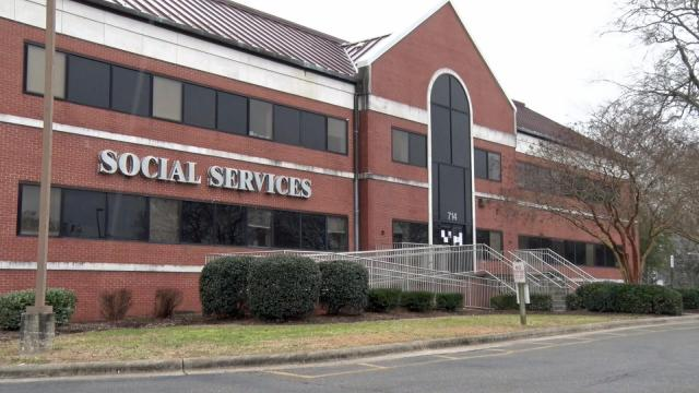 Johnston County officials shut down the Department of Social Services Main Building Thursday after bed bugs were found in the waiting area and a few offices.