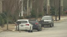IMAGES: Raleigh neighborhood perplexed after recent break-ins