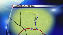 Raleigh council questions details of Six Forks Road plan