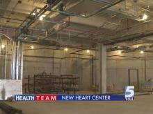 UNC Rex Healthcare to open new heart and vascular disease center in Raleigh