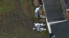 Authorities investigate Apex hazmat situation