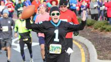 IMAGES: Indulgence, remembrance at Krispy Kreme Challenge