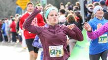 IMAGES: Weekend best bets: Krispy Kreme Challenge, Pig Pickin'
