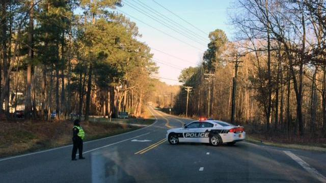 Durham police were investigating a fatal wreck Monday morning after finding a car in a creek near the intersection of N.C. Highway 54 and Hope Valley Road.