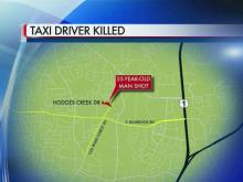 Taxi driver killed in Raleigh shooting; multiple suspects sought