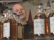 Former monk makes moonshine in Mayberry