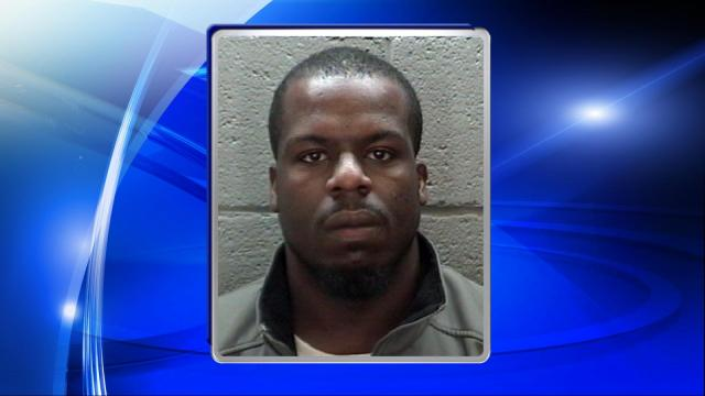 Jasmine Lamouns Avent, 25, of Rocky Mount was arrested by Federal Agents in Charlotte. He is charged with first-degree murder.