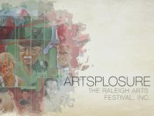 2015 Raleigh Hall of Fame: Artsplosure