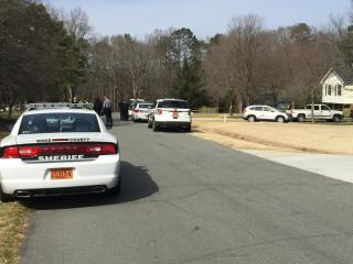 An 11-year-old girl was injured in a shooting Sunday afternoon on Colchester Drive in Knightdale, according to Sheriff Donnie Harrison.
