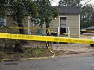 Fayetteville police say a domestic dispute led to a fatal stabbing early Tuesday at a home on Ellis Street.