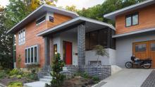 Oakwood modern home