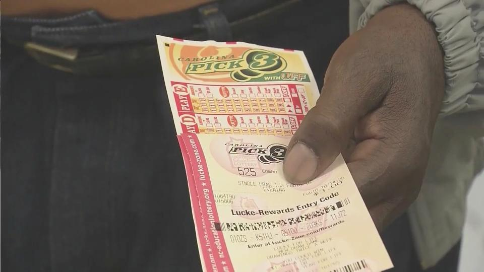 Winning lottery ticket unclaimed in Selma :: WRAL com