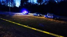 IMAGES: Police investigate Raleigh death