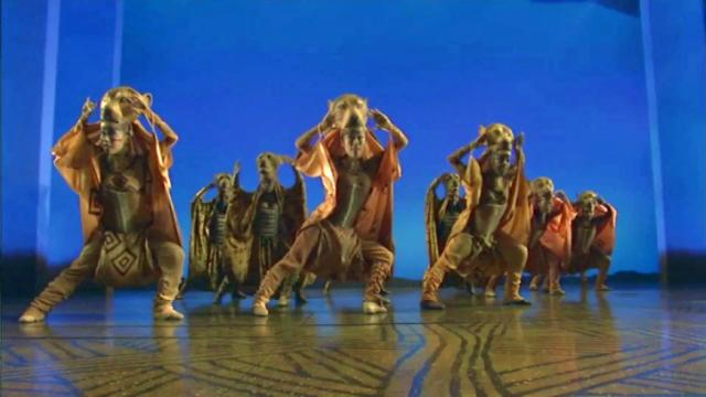 Disney's 'The Lion King' is back at the Durham Performing Arts Center from Feb. 16 through March 20.
