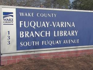Fuquay-Varina is one of the fastest growing towns in Wake County and has one of the county's smallest libraries, but not everybody is happy with a plan to build a bigger one.