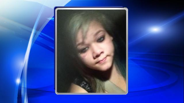 The Harnett County Sheriff's Office is looking for a 14-year-old girl who was reported missing on Saturday.
