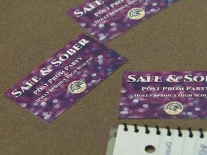 Holly Springs High School will host a post-prom party for the first time this year in an effort to keep kids safe and curb any temptations to partake in alcohol and drugs.