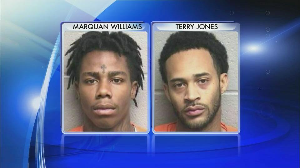 Police arrest nine people, seize seven guns in Durham