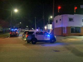 One person was taken to the hospital late Friday after a shooting on Bragg Street in south Raleigh, police said.