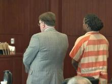 Puryear's family shares loss with the court