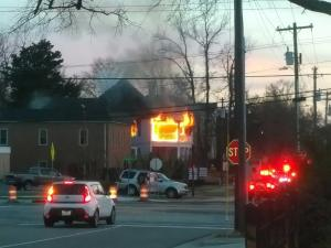 Investigators are still looking into the cause of a fire on Monday at the office of a Fayetteville law firm.