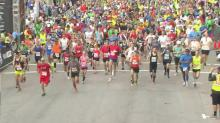 IMAGE: Thousands expected for Rock 'n' Roll Raleigh marathon weekend