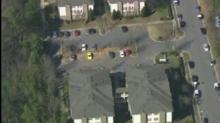 IMAGES: Home invasion reported in Raleigh