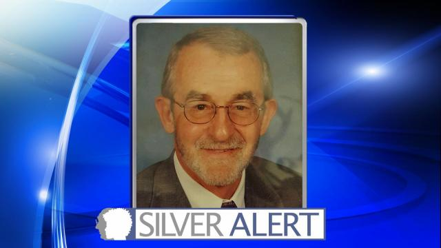 Authorities said that Joseph Stancil was last seen at 8:30 a.m. at Glenn Tire located at 5803 Roxboro Road.