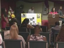 Friends and family gather in Sampson County to honor Danielle Locklear